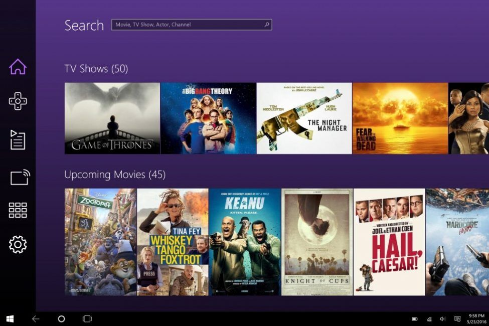 Roku app now available for Windows 10 PC Windows 10