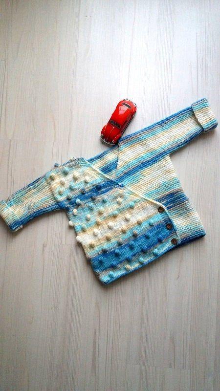 Baby Popcorn Cardigan, Baby Kimono Cardigan, Kids Cardigan, Baby Gift