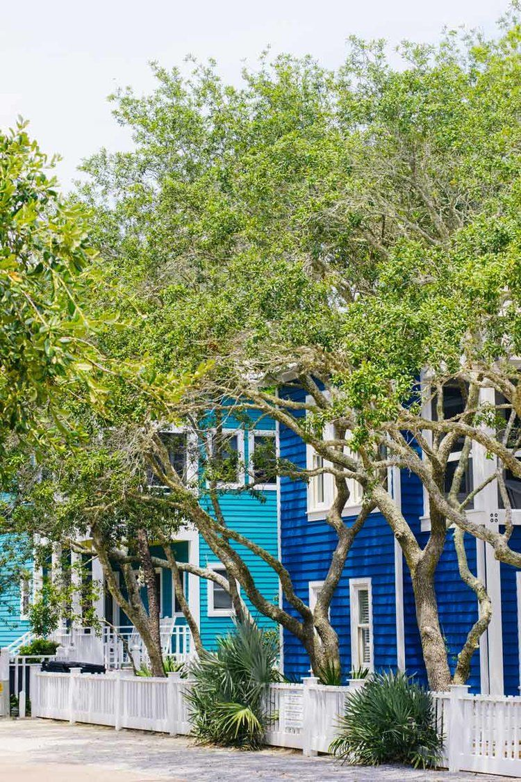 Riding a Bike in Seaside, Florida | Seaside florida and Small towns