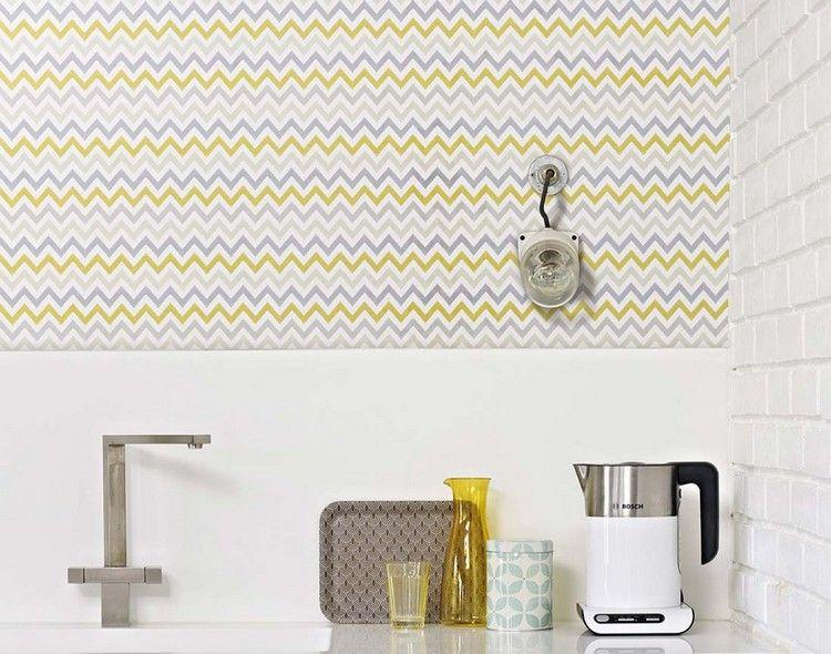 80 Wohnzimmer Tapeten Ideen \u2013 Coole, moderne Muster Room wallpaper - moderne tapeten wohnzimmer