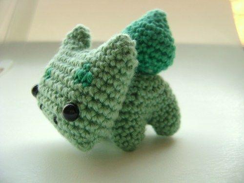 Amigurumi Bulbasaur pattern! - gut strung
