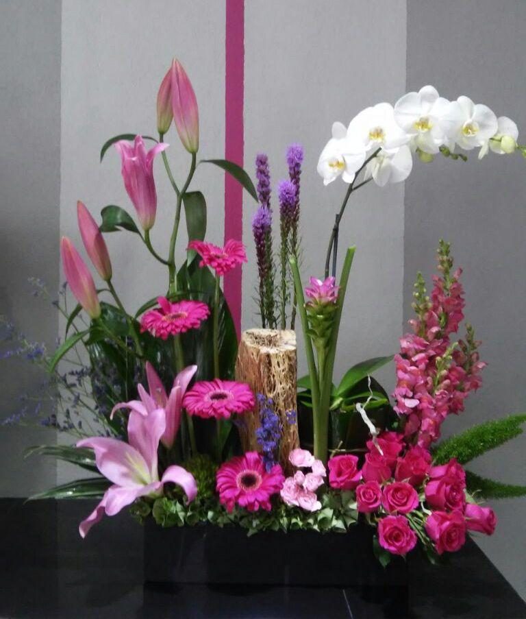 flowers decoraciones floralesflorerosarreglos florales modernoscentros - Arreglos Florales Modernos