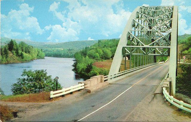 Gulf Bridge, Brattleboro VT by Thee E. Aldriches
