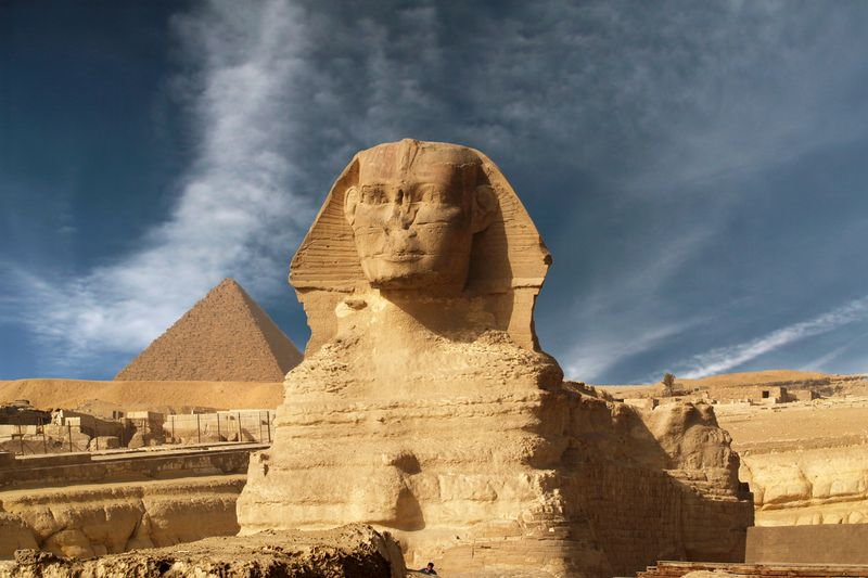 pin the sphinx pyramid - photo #10
