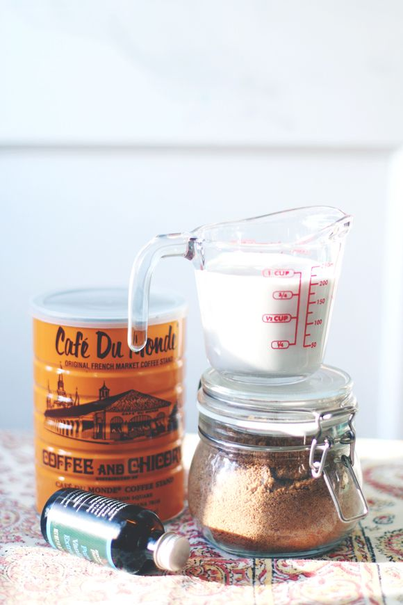 Vegan Vietnamese Iced Latte Recipe