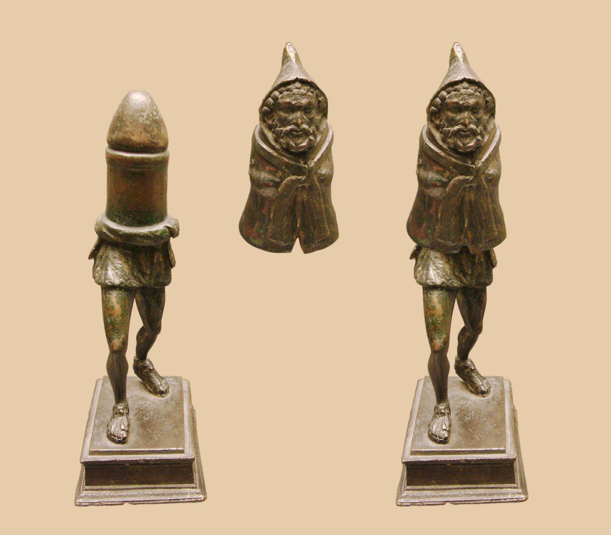 age penises bronze ceramic