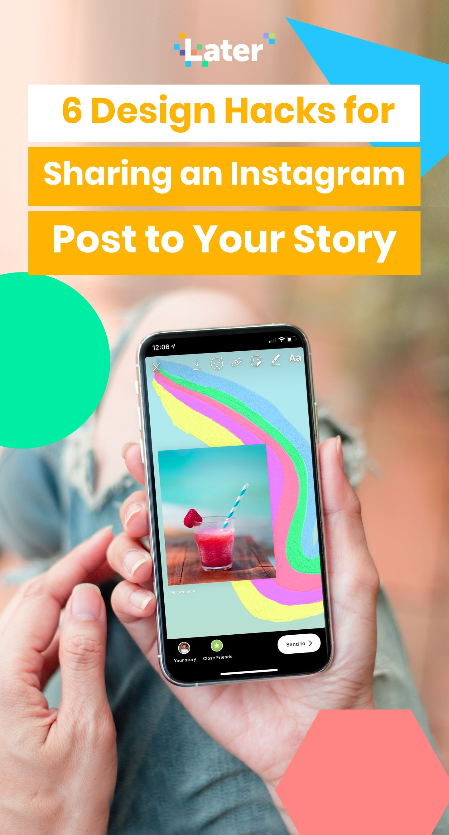 How to share an instagram post to your story in 2020