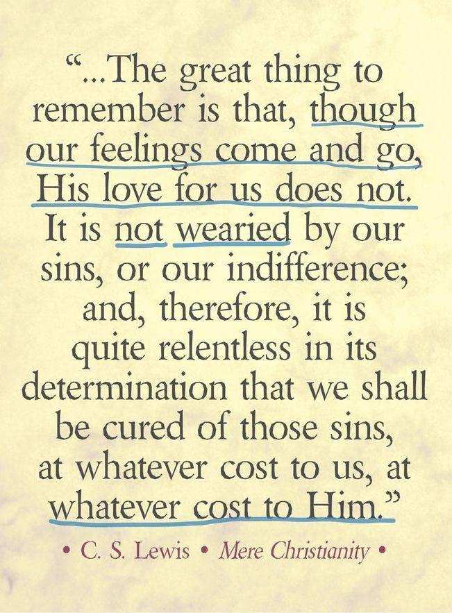 Cs Lewis Quotes Citações Pensamentos Bíblia