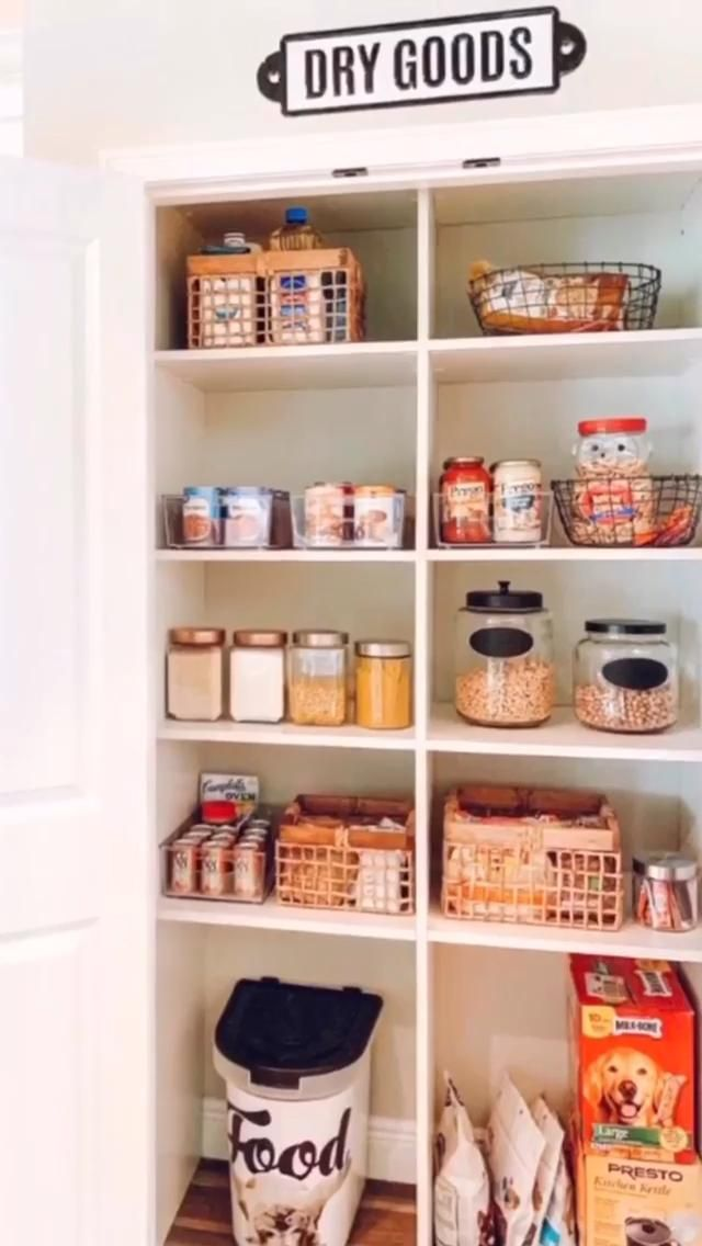It's the perfect time to get some organizing done ✅ Great motivational video @houseandhens ♥️ What you have planned?
