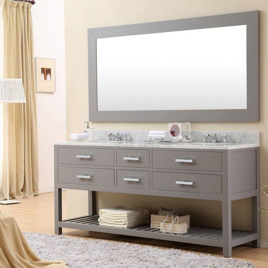 70+ Modern Rustic Master Bathroom Design Ideas | Rustic master ...