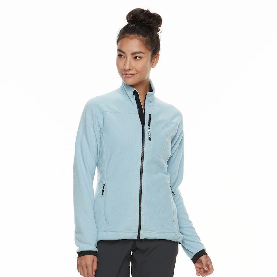 Women's adidas Outdoor Terrex Tivid Fleece Jacket | Products