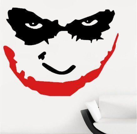 Best Batman The Joker Hallway Lounge Living Room Bedroom Wall 400 x 300