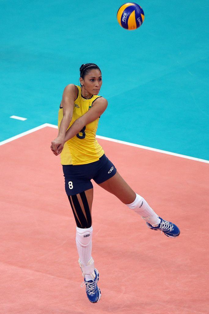 Volleyball Brasilien Frauen
