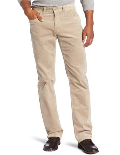 Michael Kors Men's Stretch Cord Jean: Amazon.com: Clothing