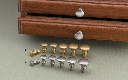 Jewelry Box Knob Lee Valley Small Turned Knobs Hardware Master