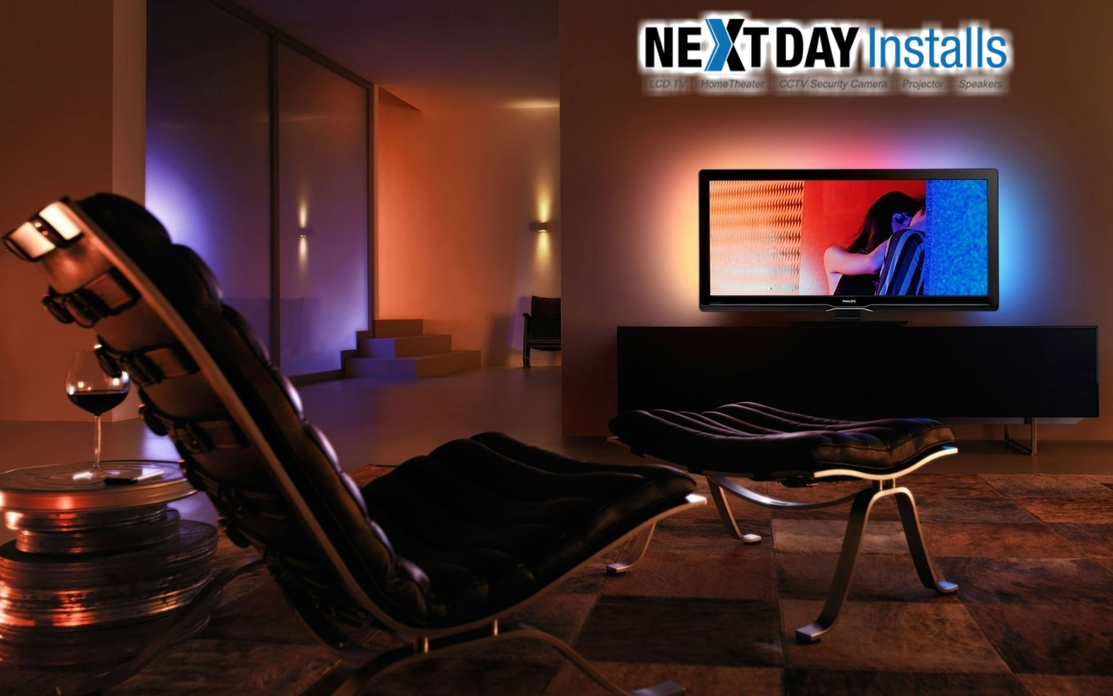 Home Theater Installation Los Angeles