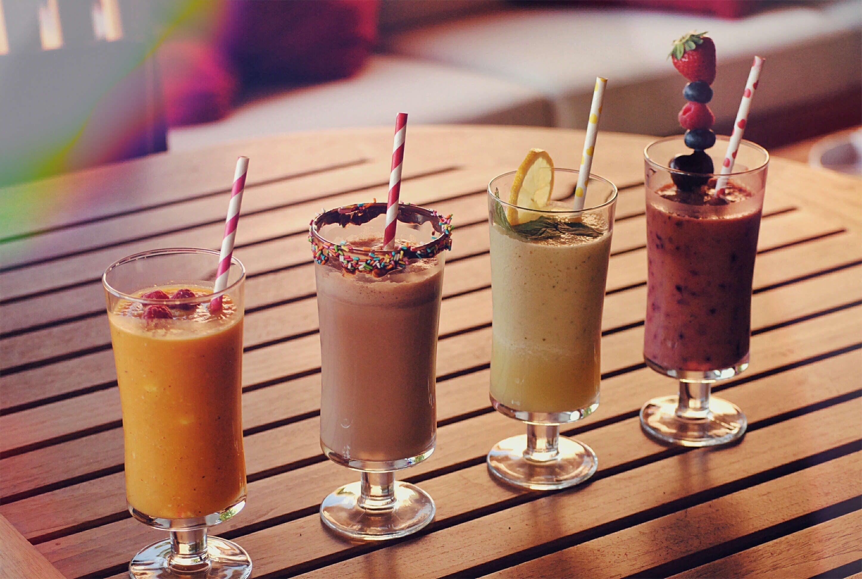 Smoothies de frutas ¡Rico y fácil!