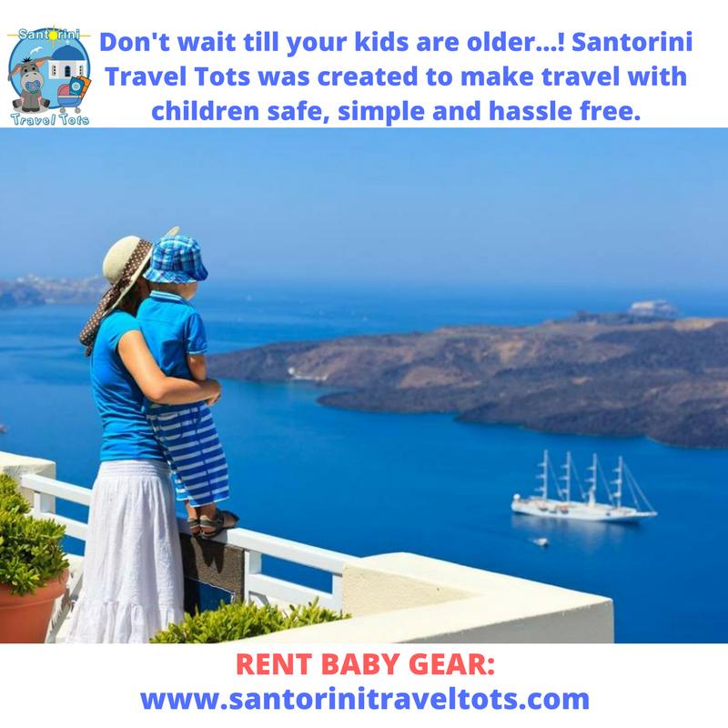 Don't wait till your kids are older...! Santorini Travel ...