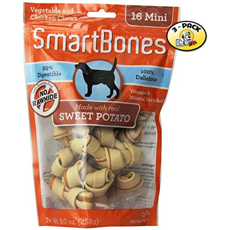 SmartBones Chicken Mini Bones