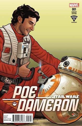 Star Wars Poe Dameron by Joe Quinones : Booksamillion.com: Books