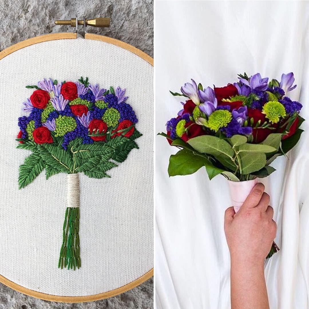 Instagramuda erin mcmom hand embroidery erinmcmom el nakışı