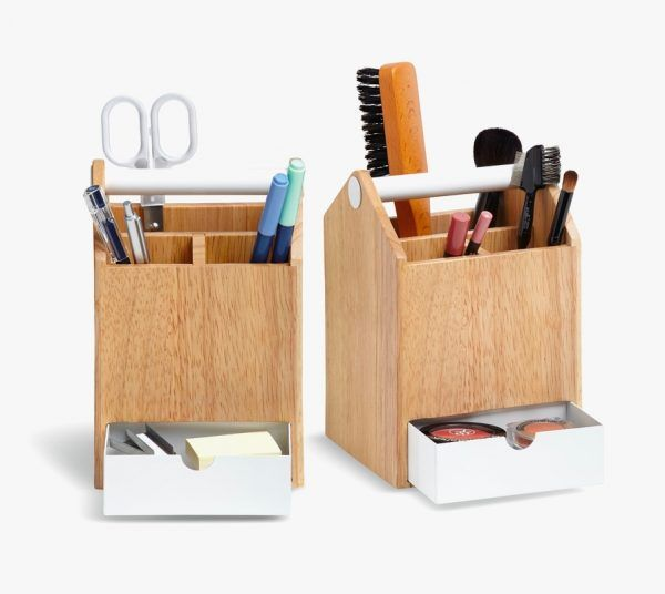 40 Unique Desk Organizers Pen Holders Unique Desk Organizer Desk Organization Desk Organizers