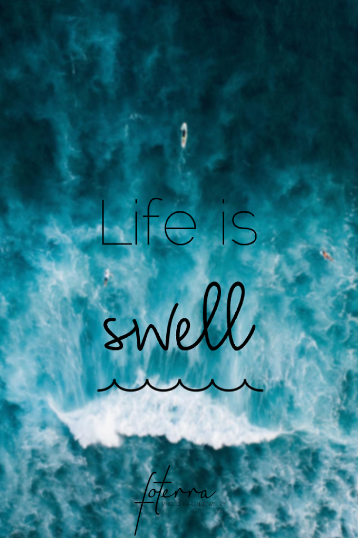 Ocean quotes Life is swell Ocean quotes, Sea quotes, Life