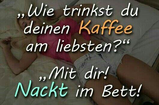 Kaffee trinken nackt FKK