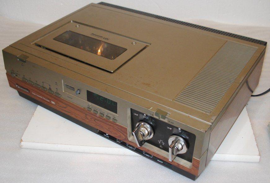 Panasonic VHS VCR Model PV-1270