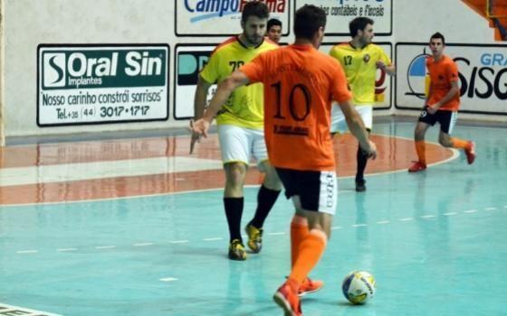 Inscrições estão abertas para o Campeonato Mourãoense de Futsal