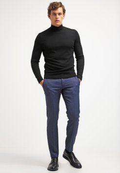 Pantalones De Tela De Hombre Pantalones Pantalon Hombre Hombres