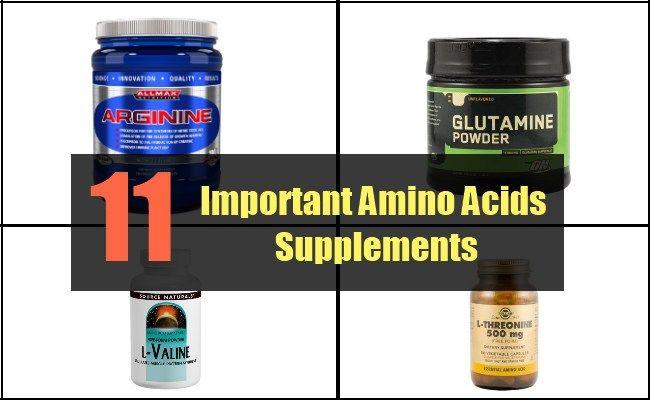 Important Amino Acids Supplements