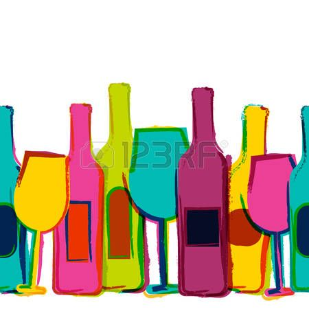 Dessin verre de vin vecteur aquarelle fond transparent - Dessin de verre ...