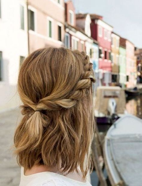 Cute Hairstyles For School 10 Supertrendy Easy Hairstyles For School…  Hair Inspiration