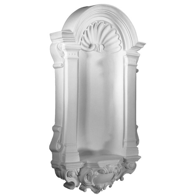 Surface Mounted Elegant Wall Niche