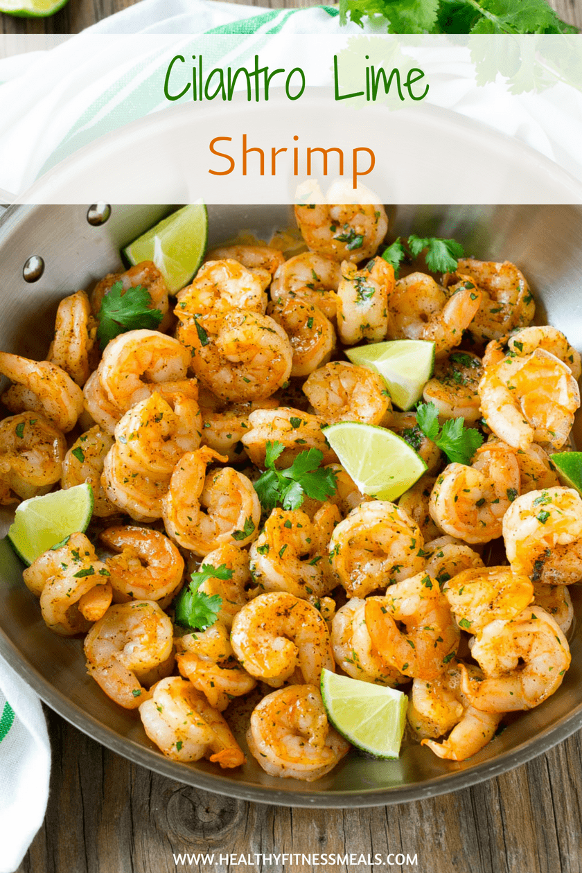 Cilantro Lime Shrimp images
