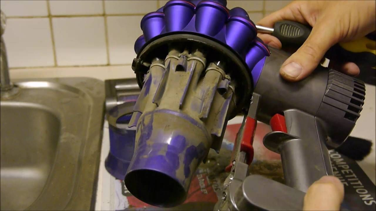 How To Clean Dyson Filter Airwrap