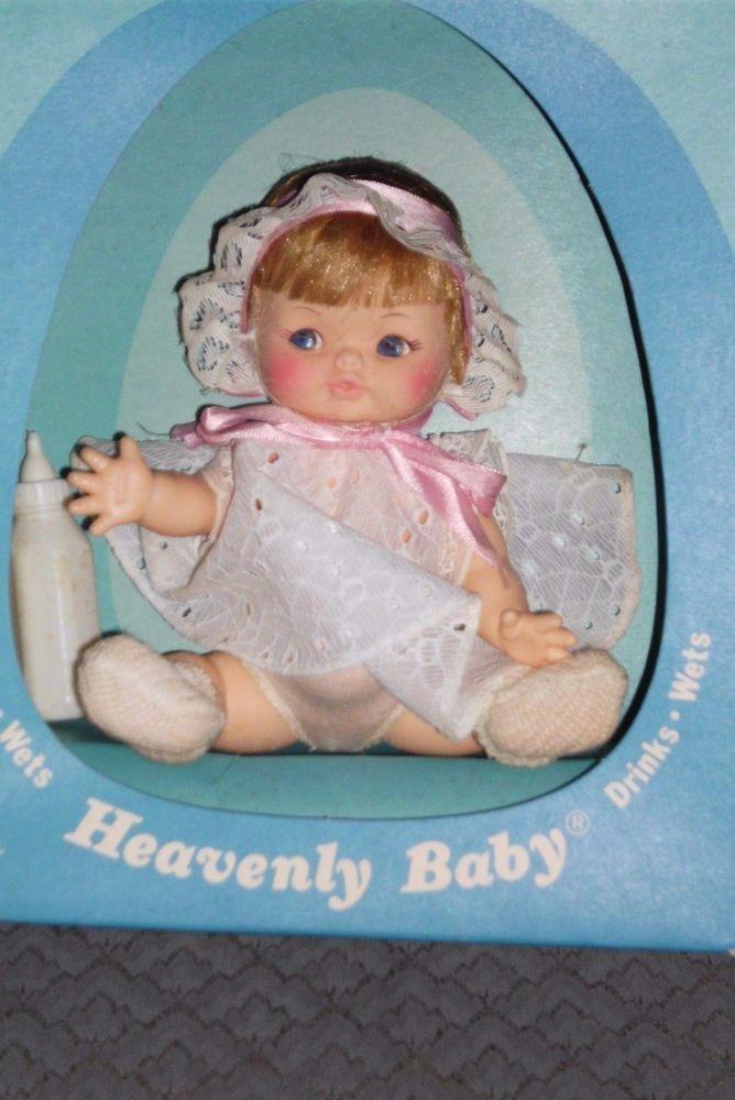 Horsman Heavenly Baby doll Still in Original Box an Irene Szor design #Horsman #babydoll