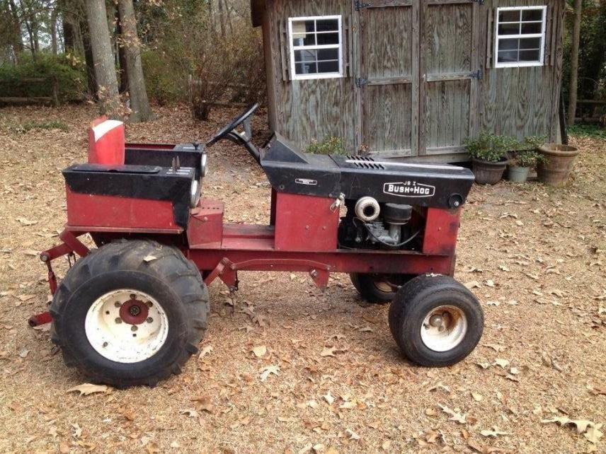 Original Jb Ii Bush Hog Gallery Garden Tractor Talk
