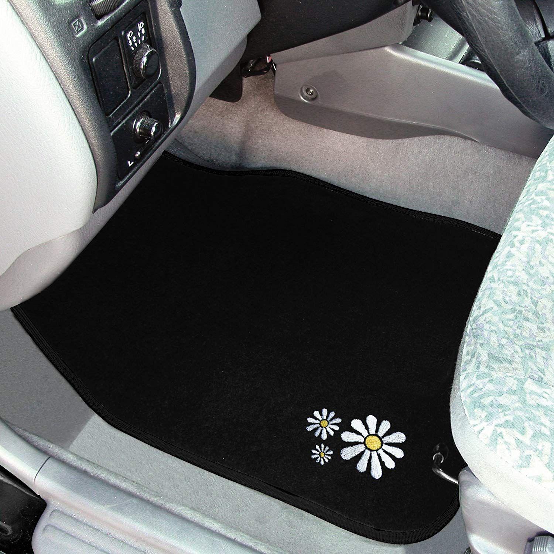 Motor Trend Flextough Semi Custom Car Mats Auto Odorless Heavy Duty Rubber Floor Liners Black Custom Car Mats Car Mats Custom Cars