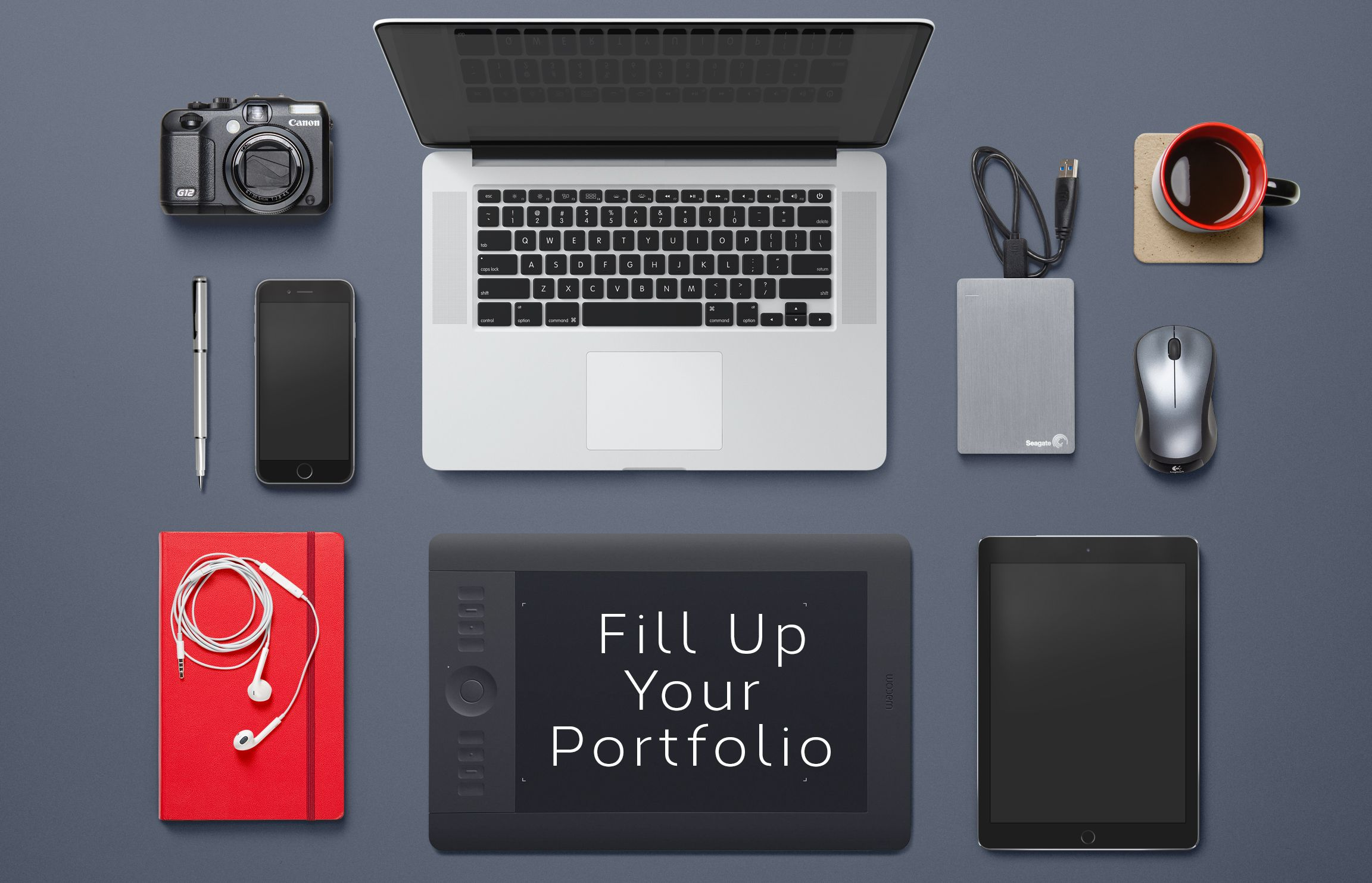 15 design ideas to fill up your portfolio httpinspirationfeedcom - Portfolio Design Ideas