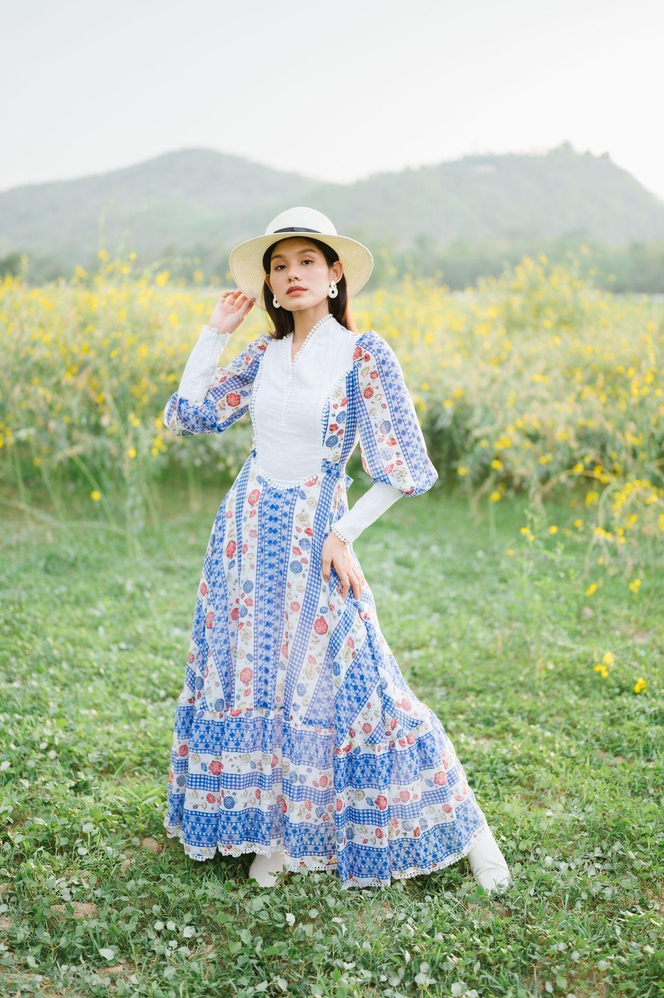 Reserved For Alesha Allyn Vintage Prairie Dress Xs S 70s Etsy Vintage Prairie Dress Prairie Dress Vintage Peasant Blouse [ 2048 x 1364 Pixel ]