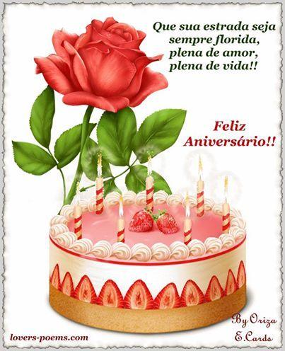 Mensagem Aniversário Amiga Pesquisa Google Saludos Pinterest