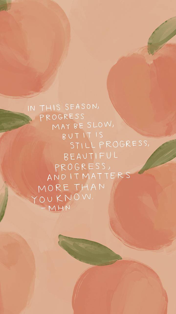 Beautiful Progress Wallpaper Quotes Progress Quotes Cute Quotes