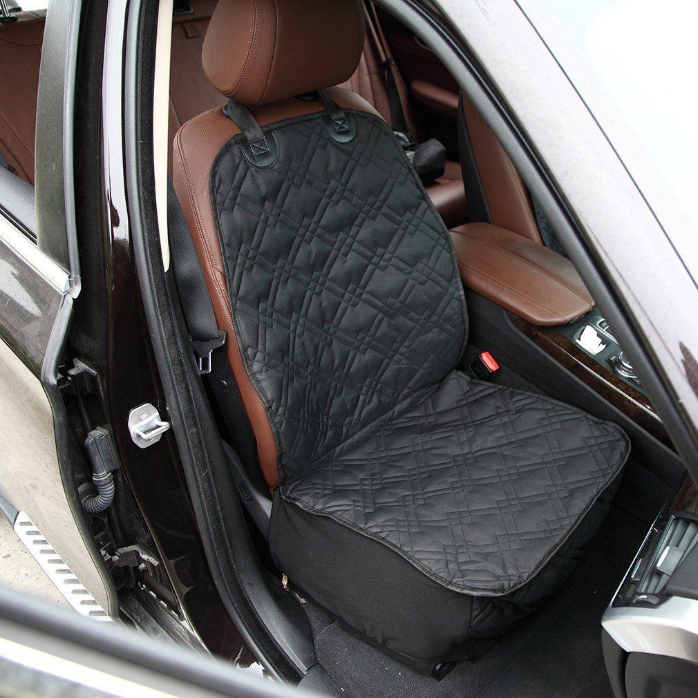 HEAVY DUTY WATERPROOF BLACK SINGLE CAR VAN SEAT COVER BMW 5 SERIES ALL YEARS