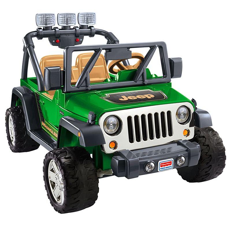 Power Wheels Jeep Wrangler Cbg65 Fisher Price Power Wheels