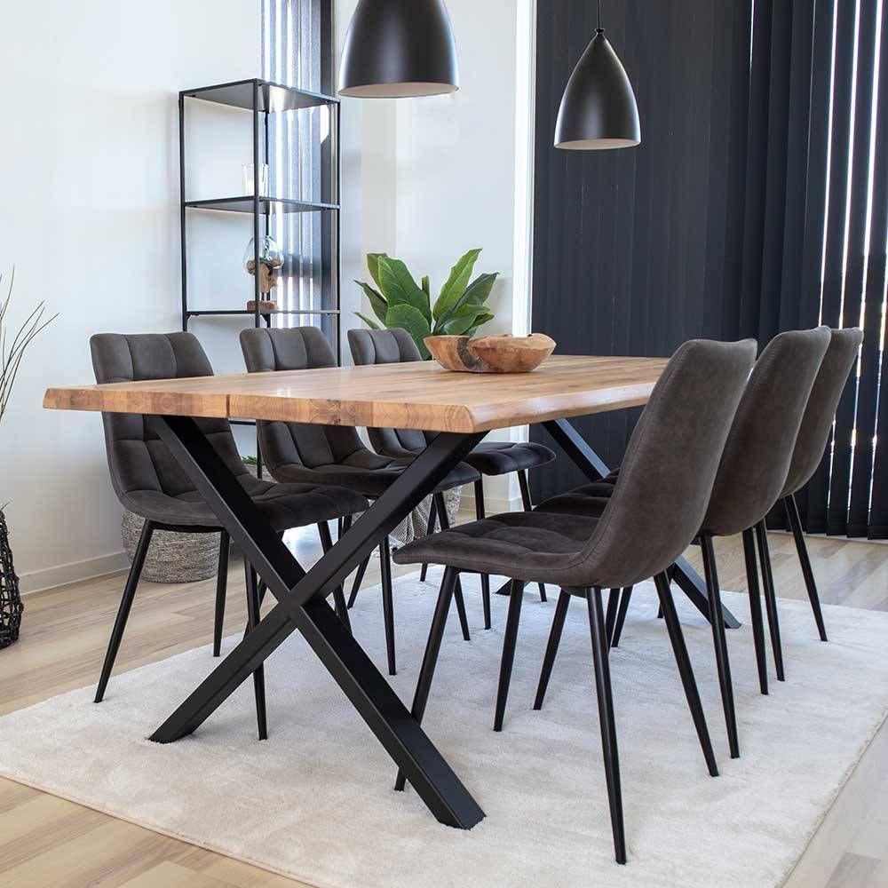 Dunkelgrau Esstische Tische Esszimmer Kollektion