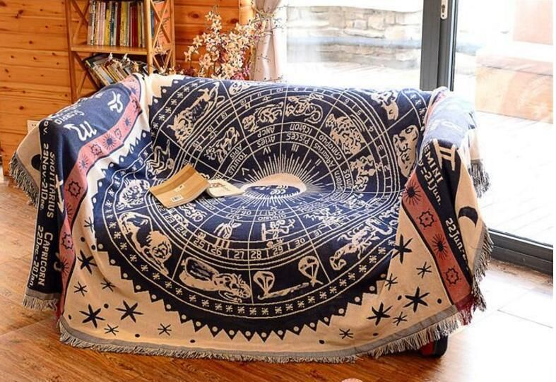 Design Tapestry Sofa Cover Table Cloth