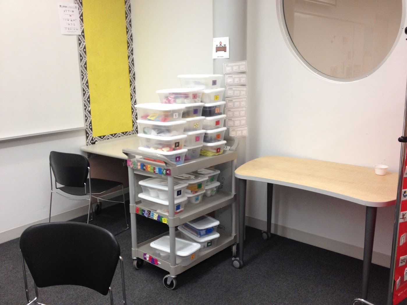 Classroom Design Secondary ~ Setting up a secondary special education classroom