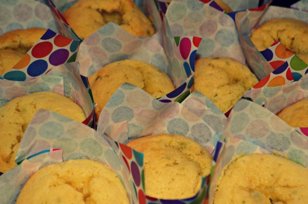 Pistazien-Muffins